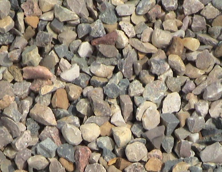 Crushed Canyon Cobble 3 8 3 4 : Hollow s landscape supply south east michigan premiere
